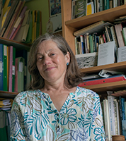 Gerrie Fellows Author bio picture
